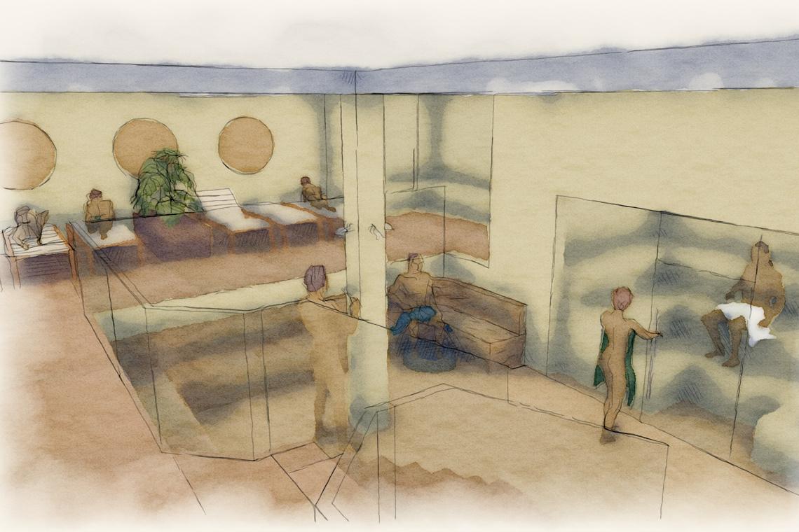 Planung innenarchitektur wohnanders for Innenarchitektur planung