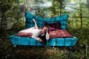 bretz sofa blau