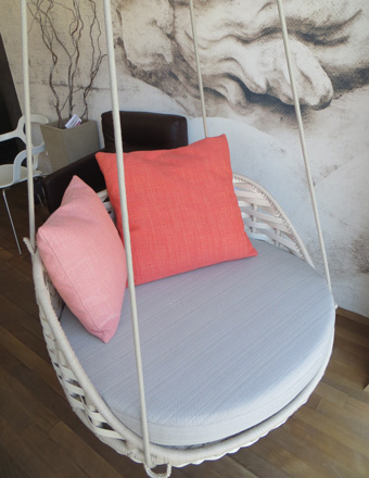 Dedon_Swingrest Hanging Lounge € 2170,00