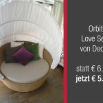 dedon_orbit love seat